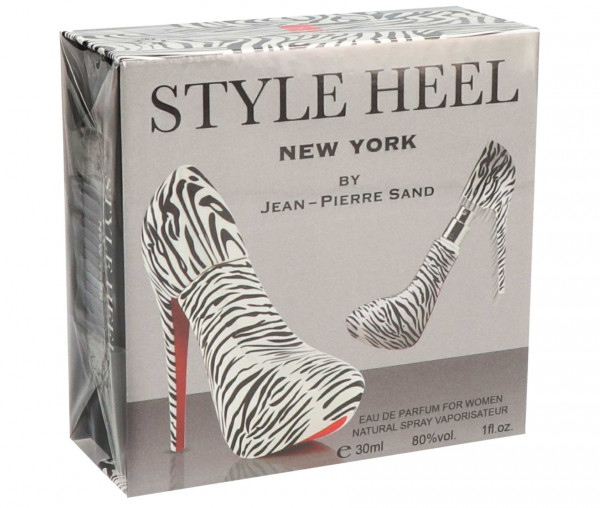 Jean Pierre Sand Style Heel New York EdP
