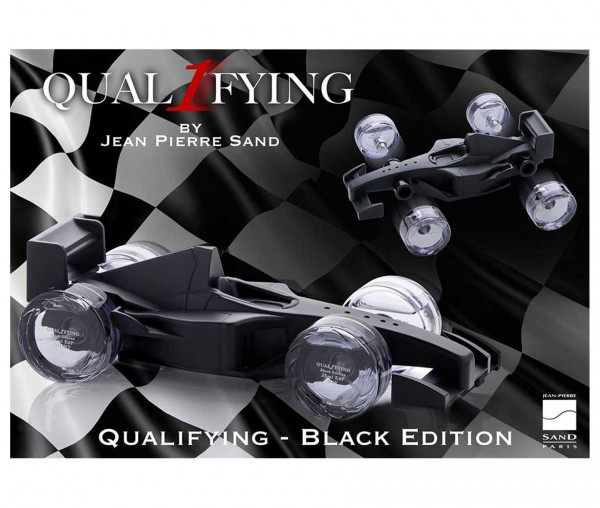 Jean Pierre Sand Qual1fying Black Edition