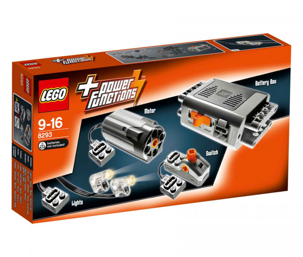 8293 LEGO® Technic Power Functions Tuning-Set