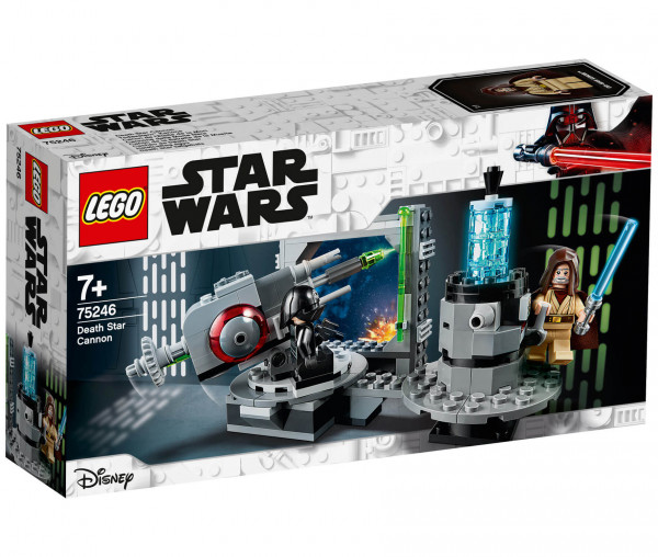 75246 LEGO® Star Wars™ Todesstern™ Kanone