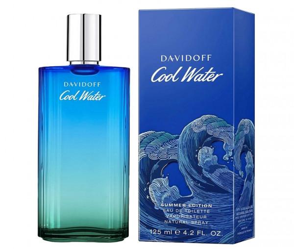 Davidoff Cool Water Man Summer Edition EdT