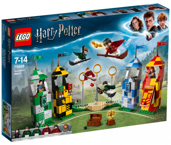 75956 LEGO® Harry Potter™ Quidditch™ Turnier